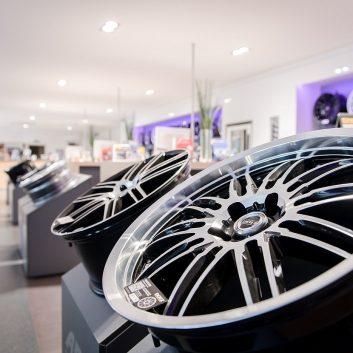 Virtueller Rundgang Reifenhändler