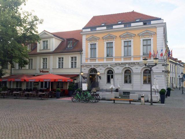 Hotel Brandenburger Tor Potsdam