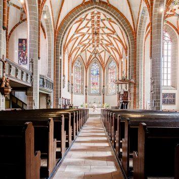 Virtueller Rundgang Kirche