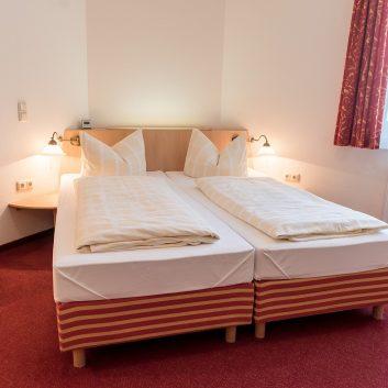 360° Tour Hotelzimmer