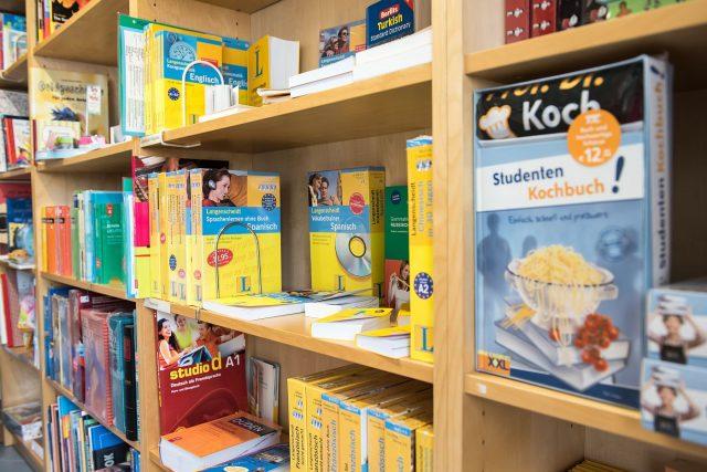 360° Tour Buchladen